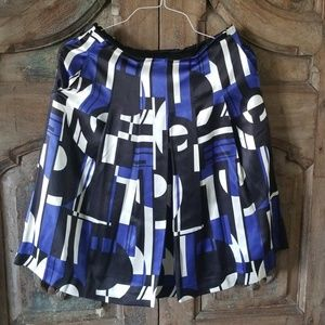 Lauren silk skirt (size )